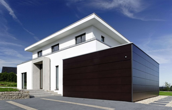pur wohnhaus in bad oeynhausen architekten strothotte bad oeynhausen. Black Bedroom Furniture Sets. Home Design Ideas